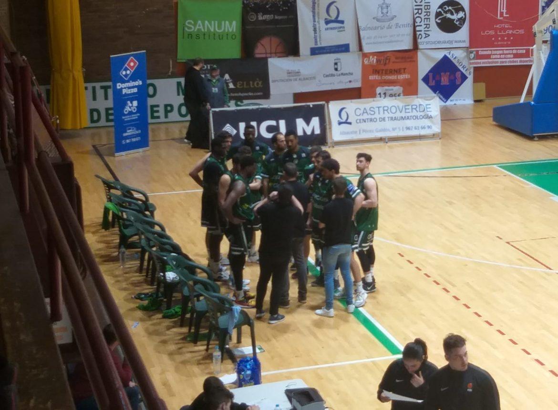 El AB Basket quiere continuar en LEB Plata