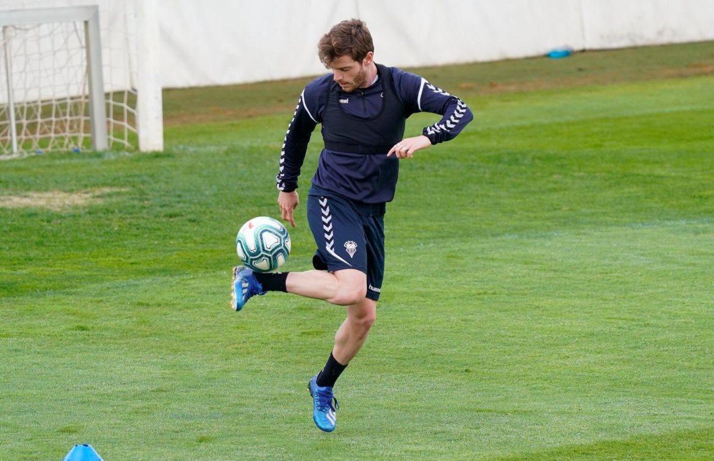 """Diego Caballo: """"El equipo está preparado"""""""