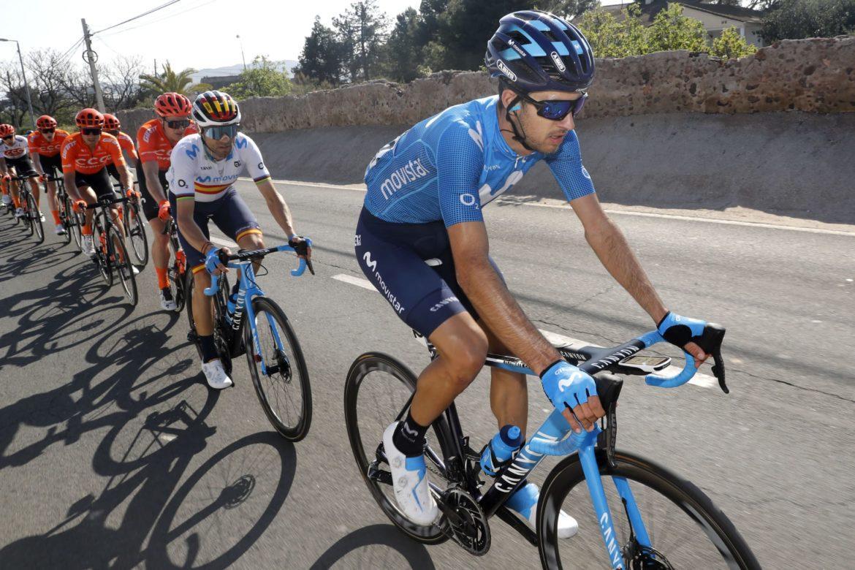 Héctor Carretero correrá el Giro 2020