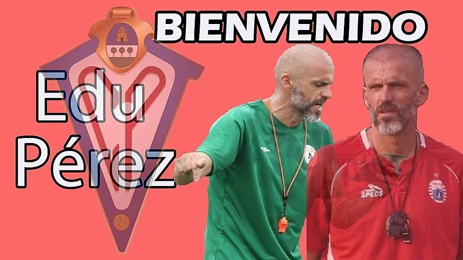 Edu Pérez será el nuevo entrenador del CP Villarrobledo