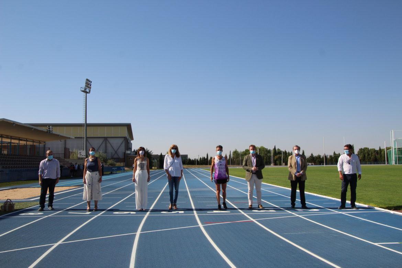 Entran en servicio las pistas de atletismo de Albacete