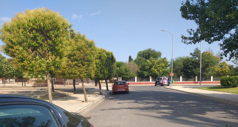 El asentamiento ilegal de la carretera de las Peñas será clausurado