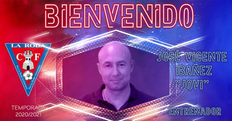 Jovi Ibáñez, nuevo entrenador de La Roda CF