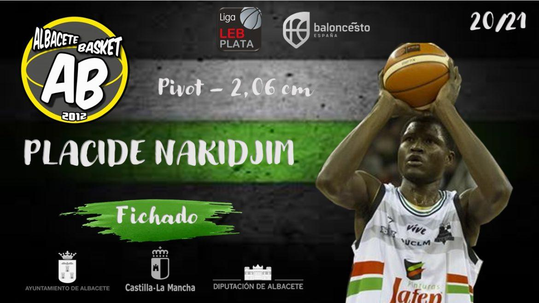 Placide Nakidjim es nuevo jugador del Albacete Basket
