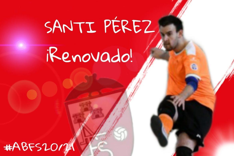 Santi Pérez seguirá en el Albacete FS