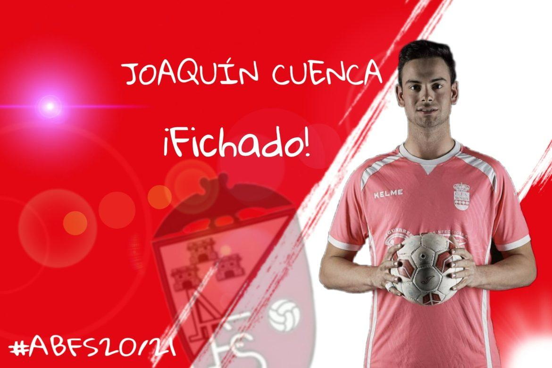 Joaquín Cuenca, nuevo fichaje del Albacete Fútbol Sala