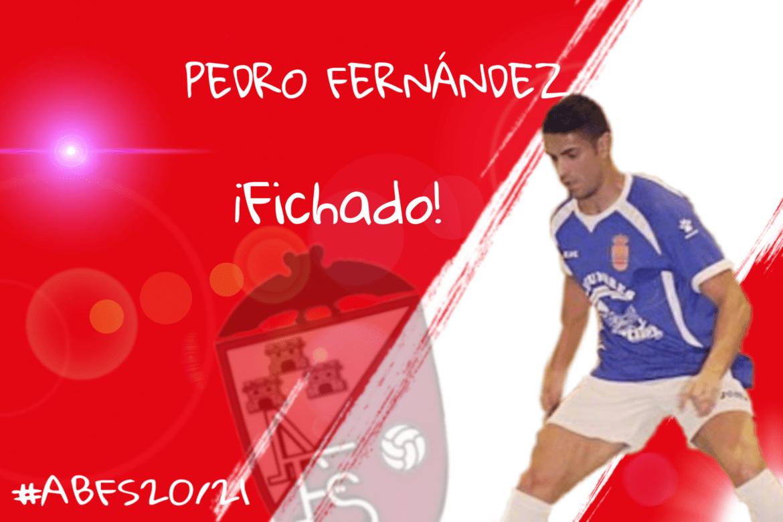 Pedro Fernández, tercer fichaje de Albacete Fútbol Sala