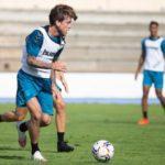 """Álvaro Jiménez: """"El equipo se está entrenando bien, trabajando bien"""""""