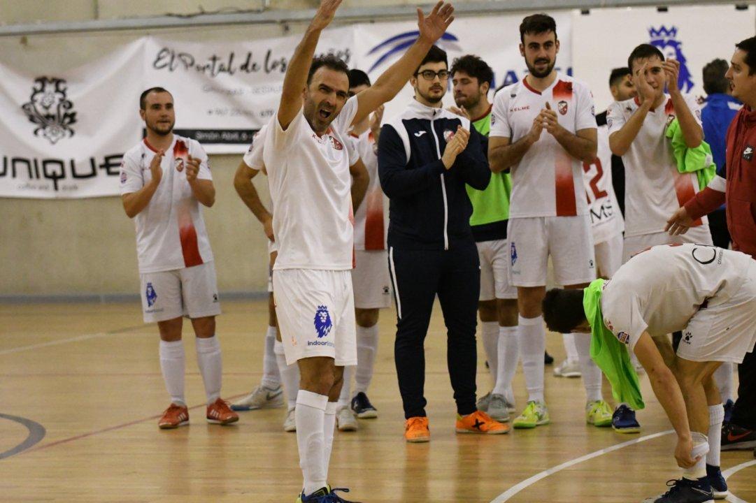 David Serrano, renovado en el Albacete Fútbol Sala