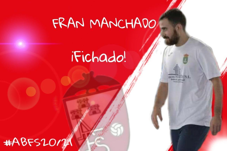Fran Manchado, cuarto fichaje del Albacete Fútbol Sala