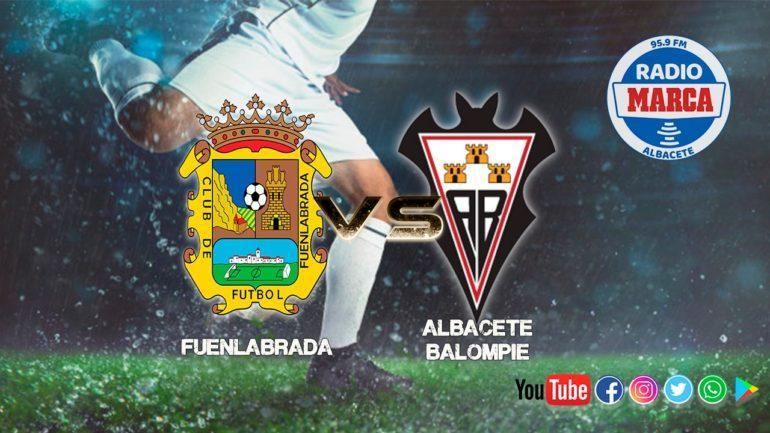 CF Fuenlabrada Vs. Albacete Balompié