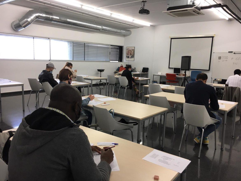 La Universidad Popular duplica la oferta de pruebas para la obtención de la nacionalidad