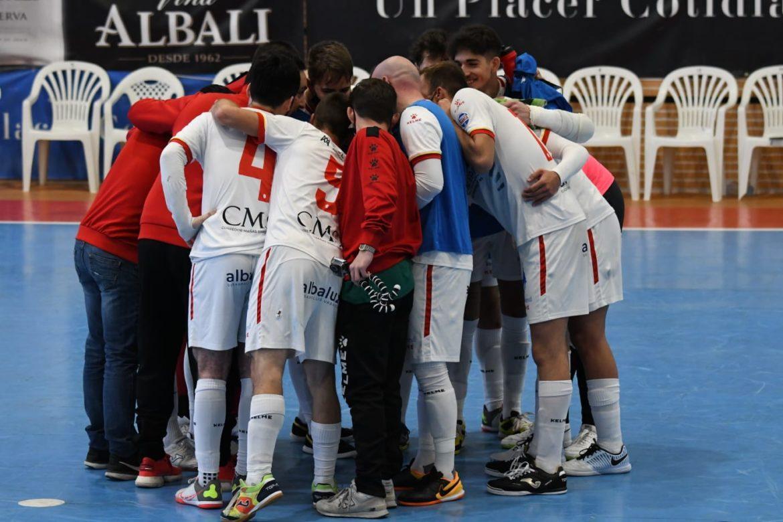 El Albacete FS vence a un rival directo como el filial de Valdepeñas