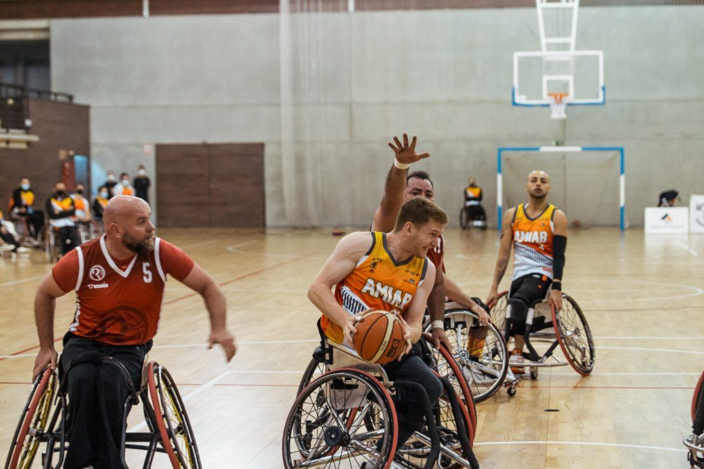 Cómoda victoria del BSR AMIAB Albacete