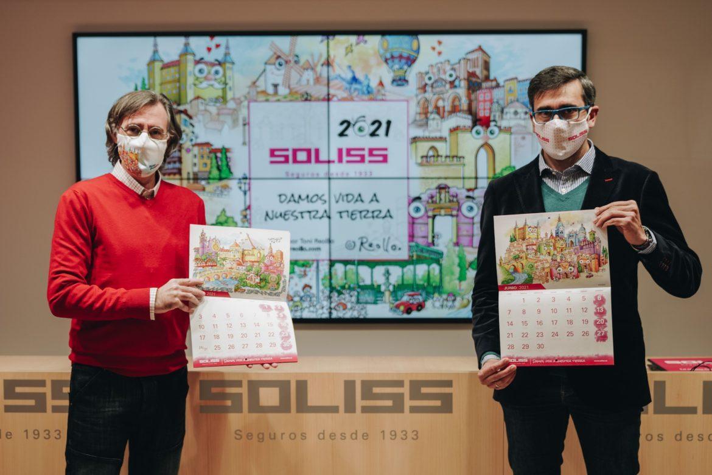 Soliss Seguros presenta su calendario 2021