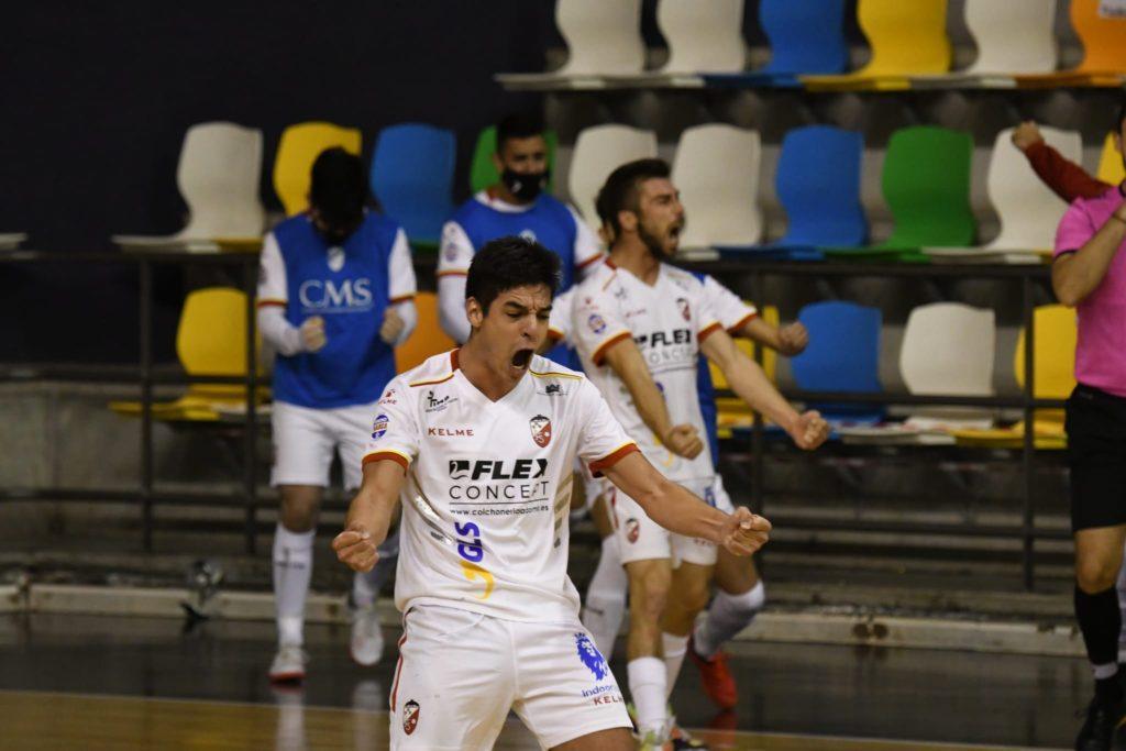 El Albacete FS se coloca como líder tras vencer a Salesianos
