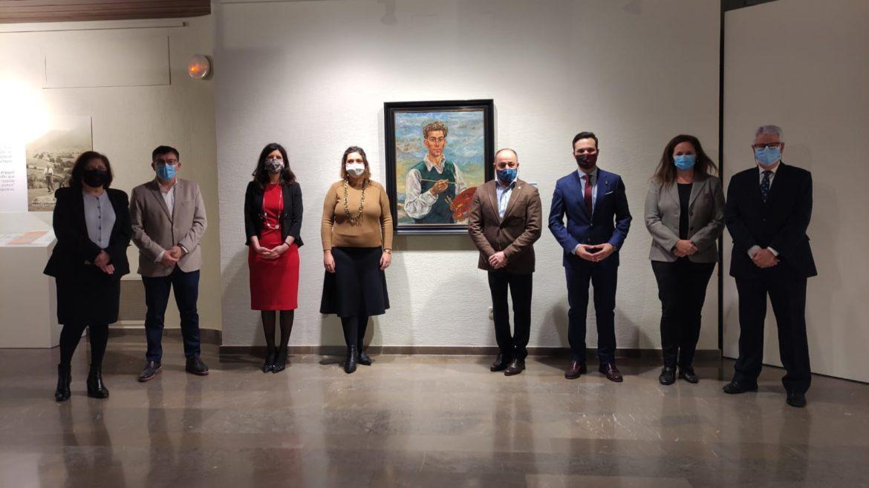 La Diputación anima a conocer la obra de Benjamín Palencia que ya se exhibe en el Museo de Albacete