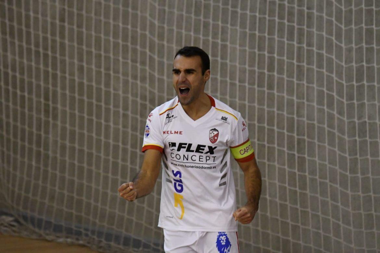 El Albacete FS da un golpe sobre la mesa ante Infantes FS