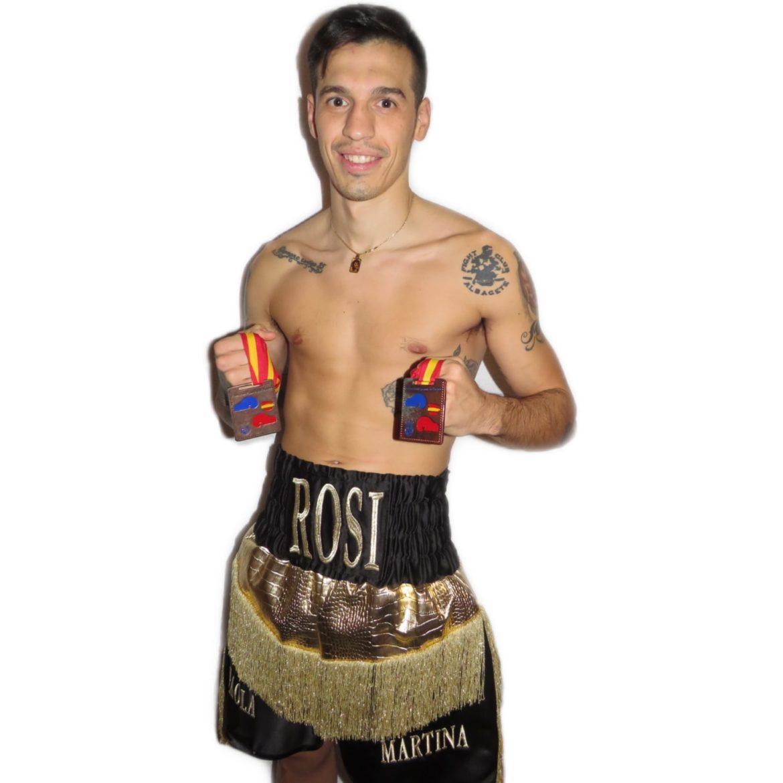 Jordi Martínez debutará en el boxeo profesional