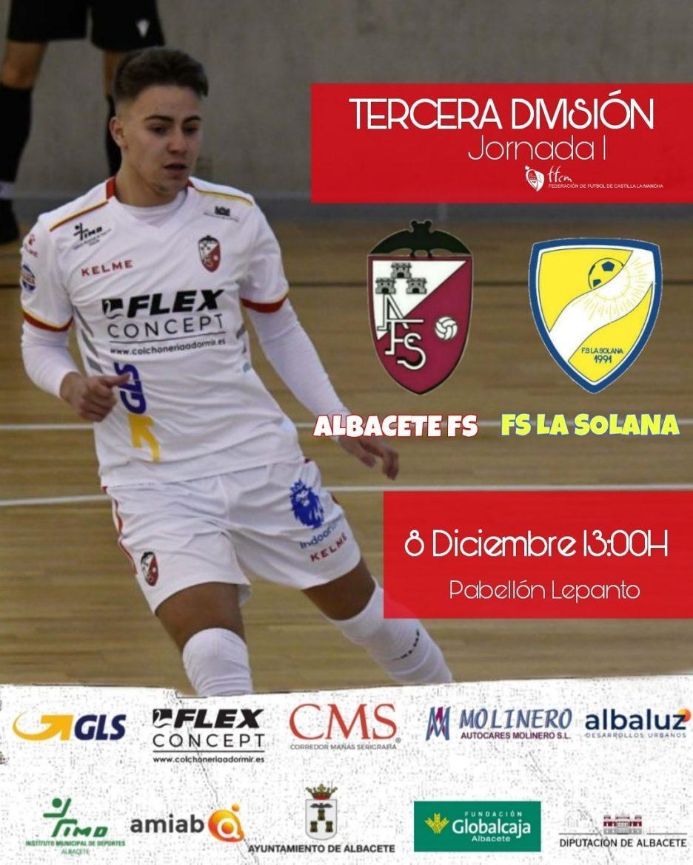 Previa Jornada 1 Albacete FS - Doña Ramoncita/ FS La Solana