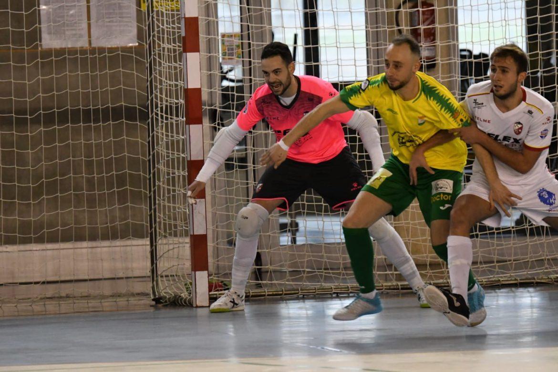 El Albacete FS sigue con su racha victoriosa tras ganar en Tomelloso