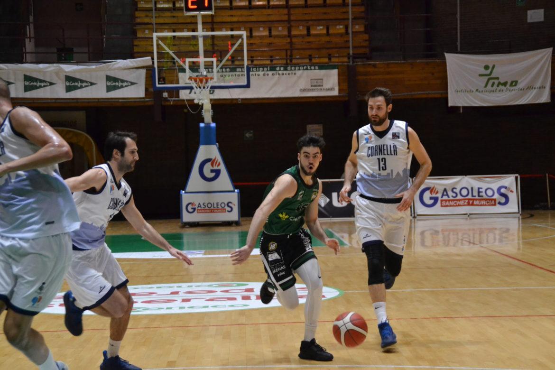 El Albacete Basket consigue su décimo primera victoria