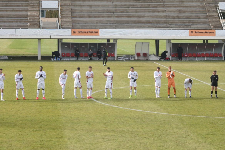 Sin pólvora. Empate a cero entre Atlético Albacete y Atlético Ibañés