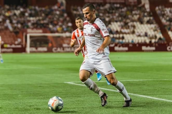 Karim Azamoum ha pedido salir del Albacete