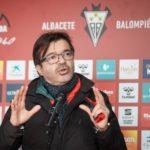 """Toni Cruz: """"Desde mi llegada hay jugadores que han sido sancionados por el club"""""""