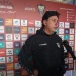 """Alejandro Menéndez: """"Somos un equipo que tiene fuerza"""""""