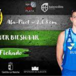 Oliver Bieshaar nuevo fichaje del Albacete Basket