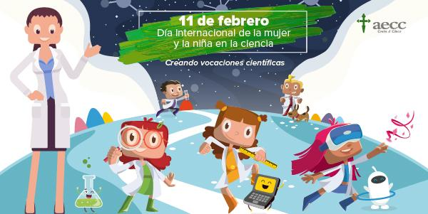 Encuentro digital AECC Albacete con investigadoras y 24 centros educativos de la provincia