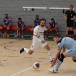 El Albacete Fútbol Sala empata en su visita a Infantes