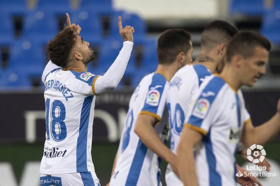 El Leganés le da calabazas al Albacete