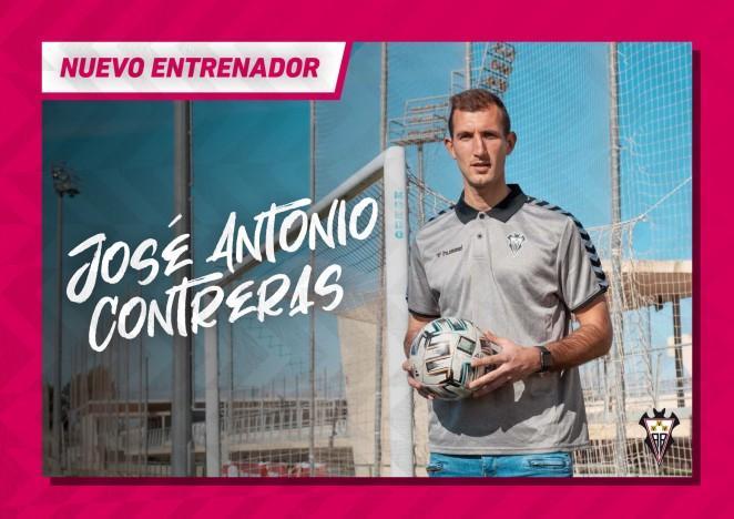 El nuevo entrenador del Funda es José Antonio Contreras