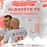 Previa | El Albacete FS recibe al Argamasilla FS