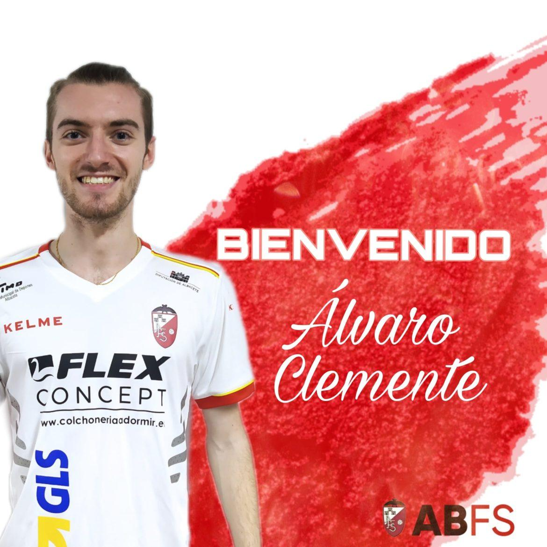 Álvaro Clemente regresa al Albacete FS