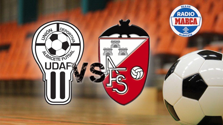Previa UDAF - Albacete FS: Un derbi de Primera