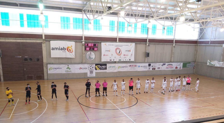 Albacete FS se lleva un emocionante derbi ante UDAF AFANION