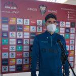 """Fran García: """"El sábado tenemos que conseguir los tres puntos"""""""