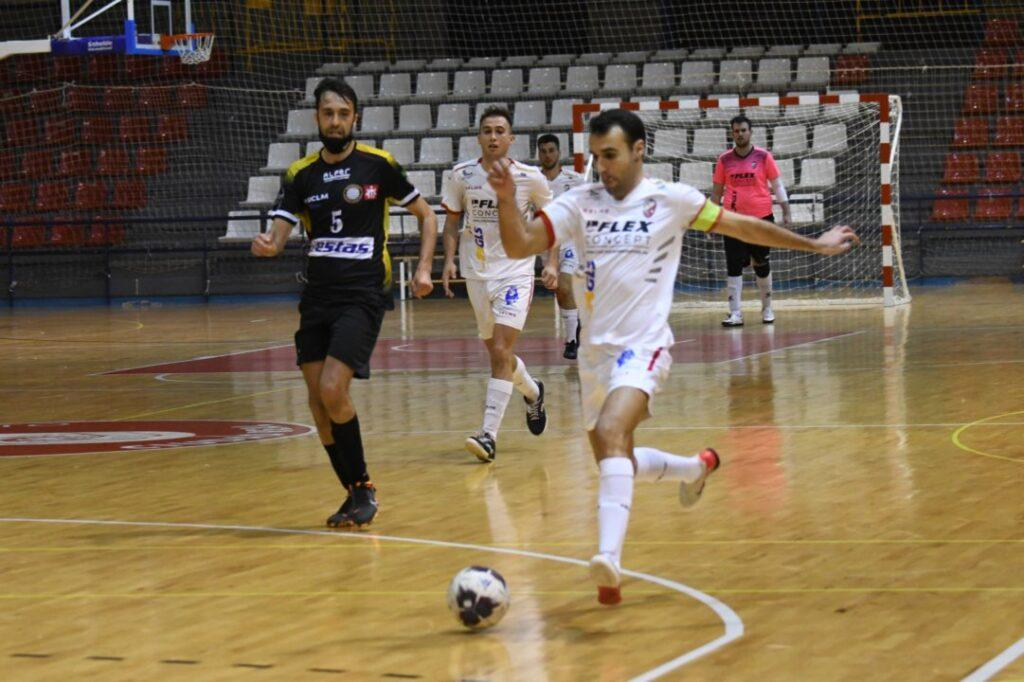 El Albacete FS rescata un punto en Ciudad Real