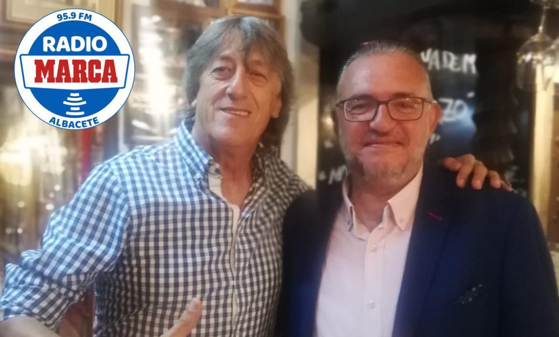 Enrique Martín comentará el Tenerife-Albacete en Radio Marca Albacete