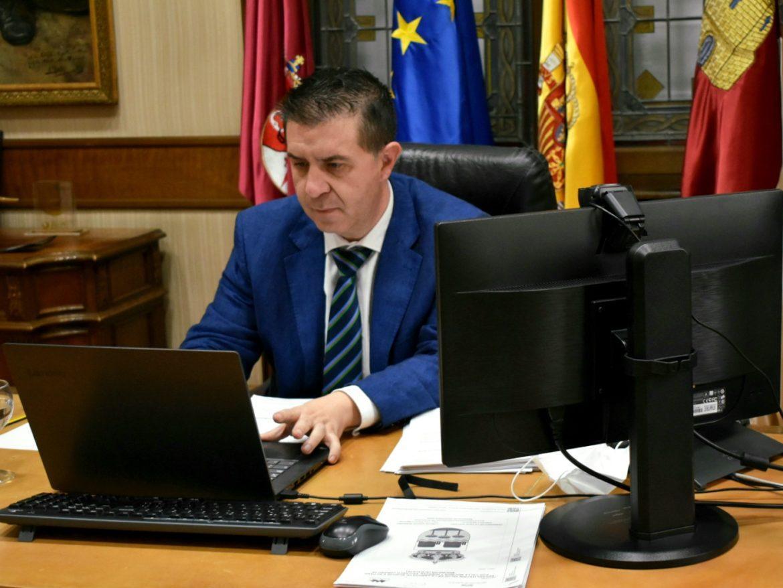 'Resistimos', por Santi Cabañero, presidente de la Diputación Provincial de Albacete