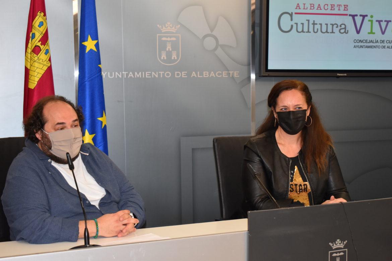 """La Concejalía de Cultura convoca el programa extraordinario """"Albacete-Cultura Viva"""" de apoyo a compañías y artistas locales"""