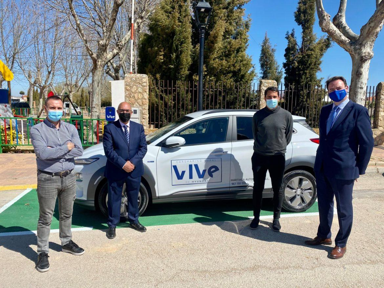 VIVe, el carsharing rural 100% eléctrico de Hyundai, llega a San Pedro