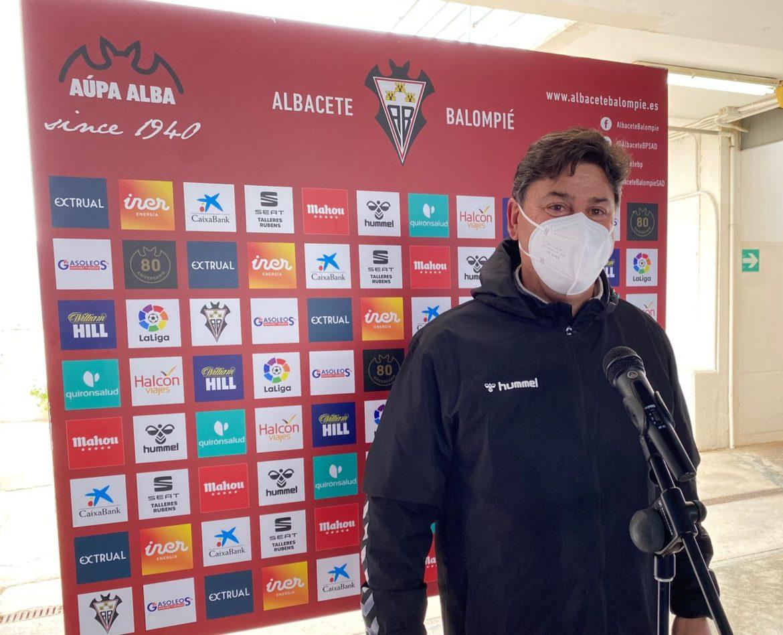 """Menéndez, sobre su continuidad en el Alba: """"Ni lo he pensado"""""""