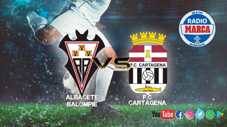 Previa Albacete - Cartagena: El partido más importante