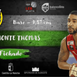 William Lamonte Thomas Jr. nuevo fichaje del Albacete Basket
