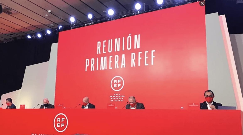 Así será la nueva Primera RFEF