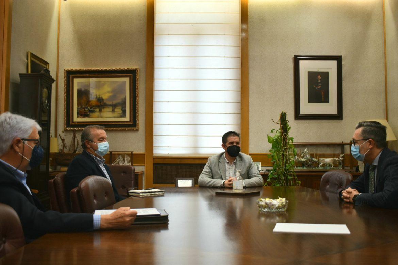 La Diputación Provincial colaborará con la Federación del Golf de C-LM para que un torneo del circuito internacional 'Alps Tour' recale en Albacete el próximo julio